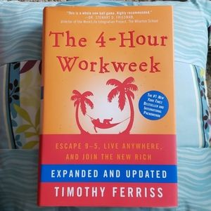 Other - The 4 Hour Workweek Novel by Timothy Ferriss